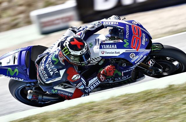 športová motorka