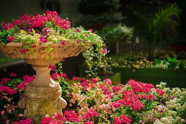 ozdoba zahrady